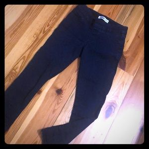Maternity pull on jeans
